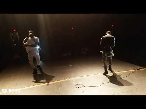SK BOYS performance October date 10/20/2018 in Phoenix Arizona