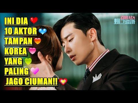 DAEBAK!! Ada Park Website positioning Joon, 10 Aktor Tampan Korea Ini Disebut Paling Jago Lakukan Adegan C!uman