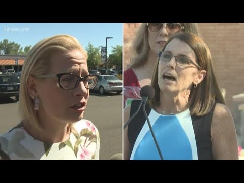 Sinema leads McSally in tight Arizona Senate hunch