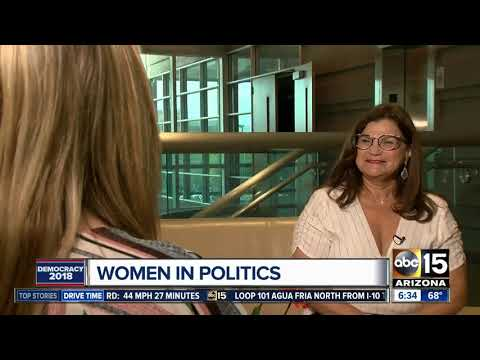 Who will likely be Arizona's first female Senator?