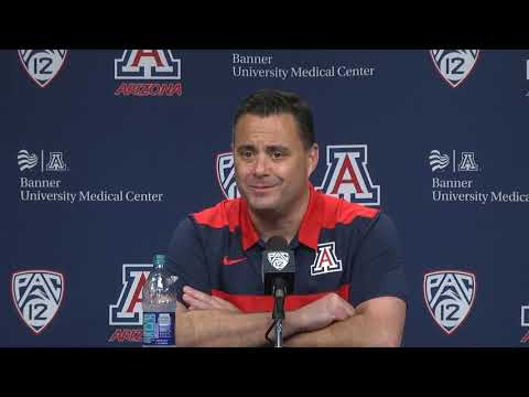 Arizona Basketball Press Conference